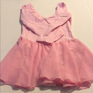 Other - Pink dance leotard